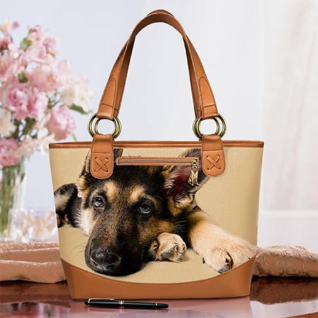 GSD collectible handbag