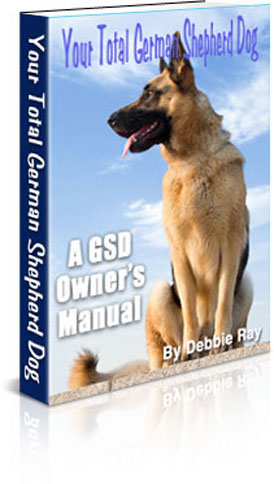 Your Total German Shephrd Dog ebook